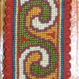 Thumb 9 spiral bookmark